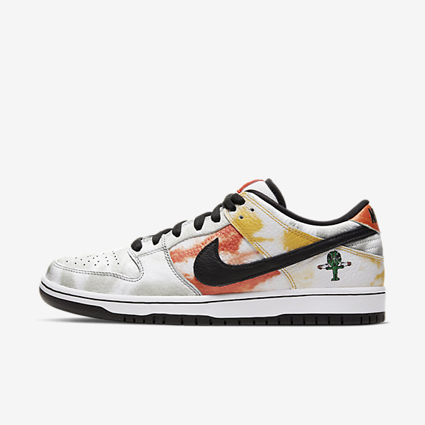 SB Heritage Dunk Roswell Rayguns White [1]
