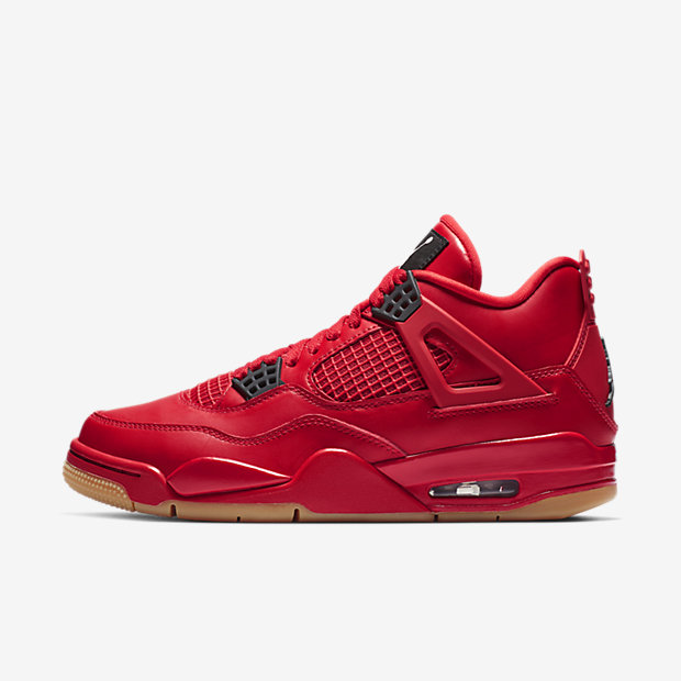 Air Jordan 4 Retro Fire Red Singles Day 2018 (ウィメンズ)