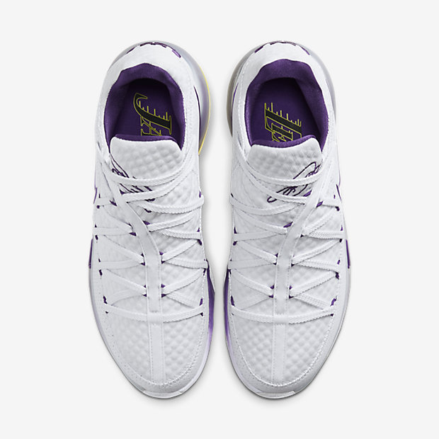 LeBron 17 Low Lakers [3]