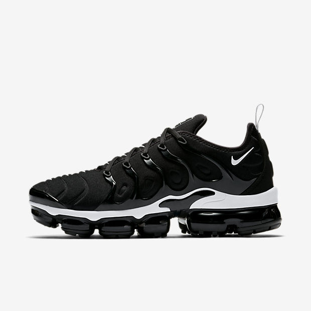 Air VaporMax Plus Overbranding Black