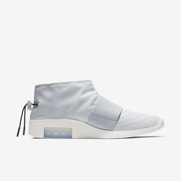 Air Fear Of God Moccasin Pure Platinum [2]