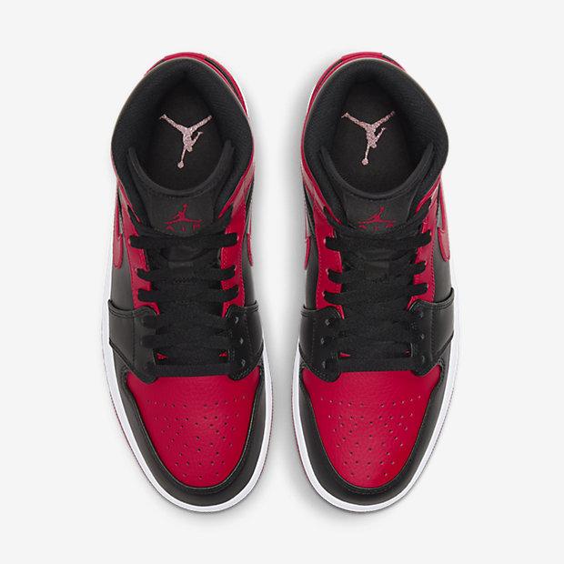 "Air Jordan 1 Mid ""Banned"" [3]"