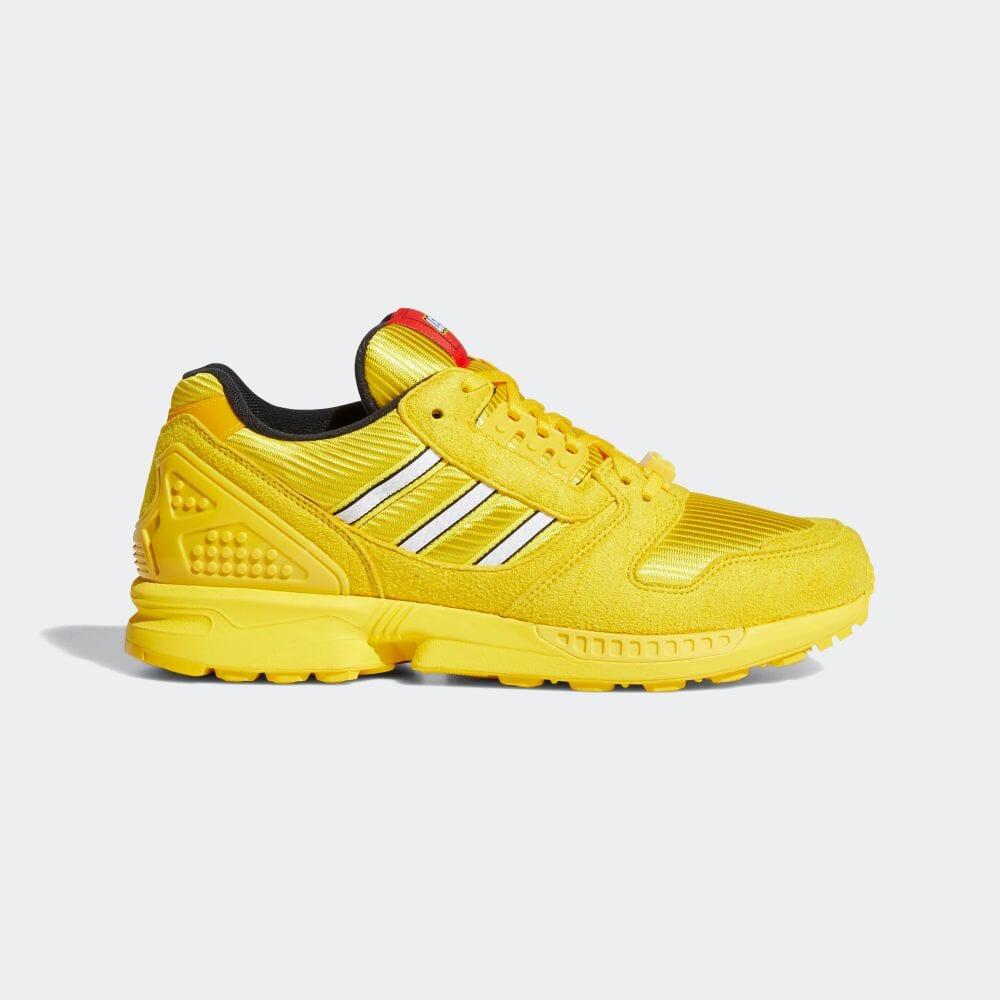 ZX 8000 × LEGO Ecutty Yellow [1]
