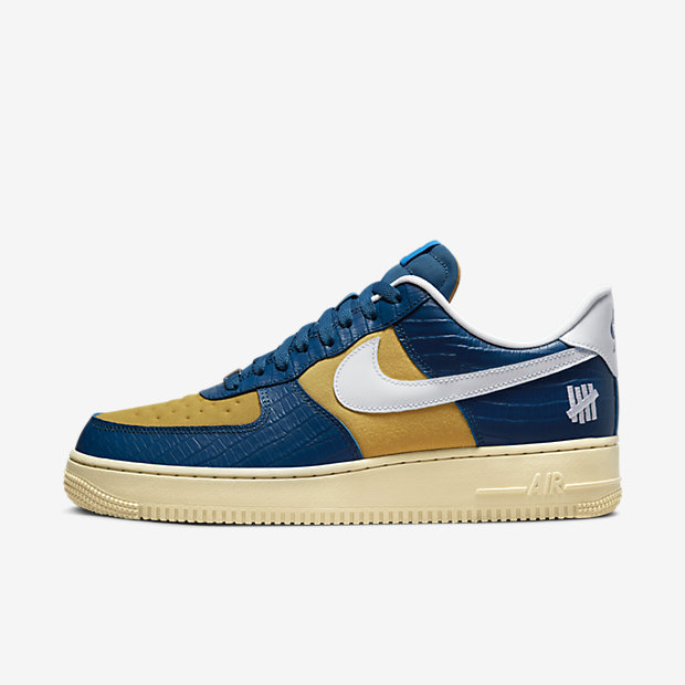 """Air Force 1 Low """"5 On It"""" x UNDEFEATED [1]"""