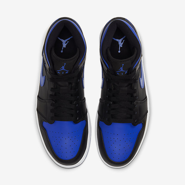 Air Jordan 1 Mid Royal (2020) [3]