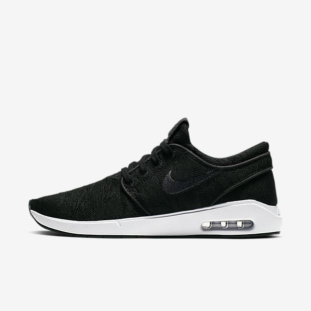 SB Air Max Janoski 2 Black White