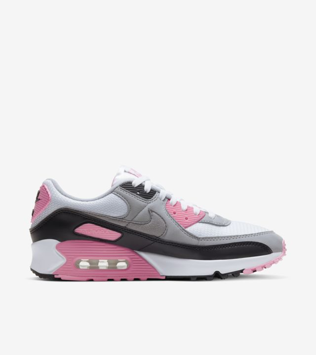 Air Max 90 Rose/Particle Grey [2]