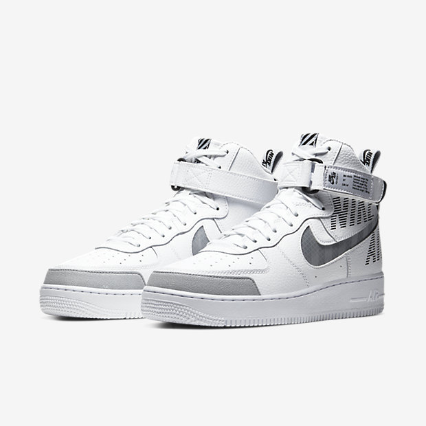 Air Force 1 High '07 LV8 White [4]