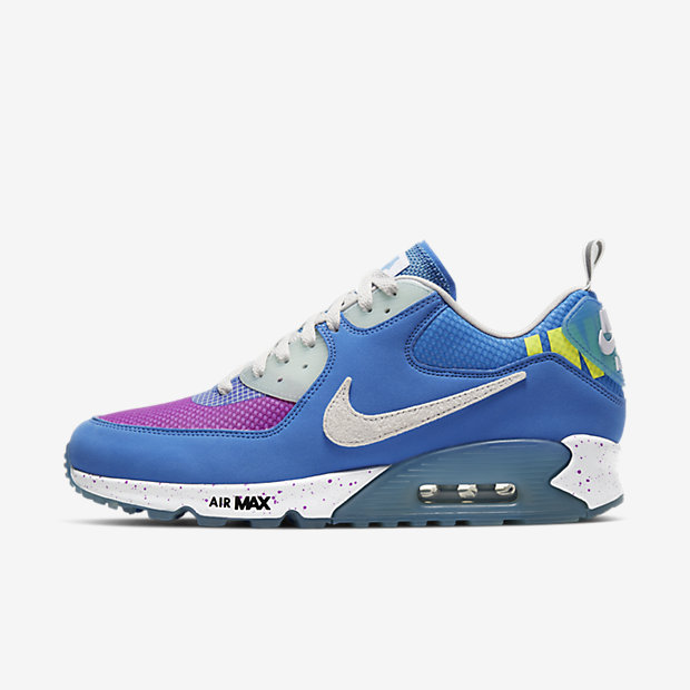 Air Max 90 20 Undefeated Blue [1]