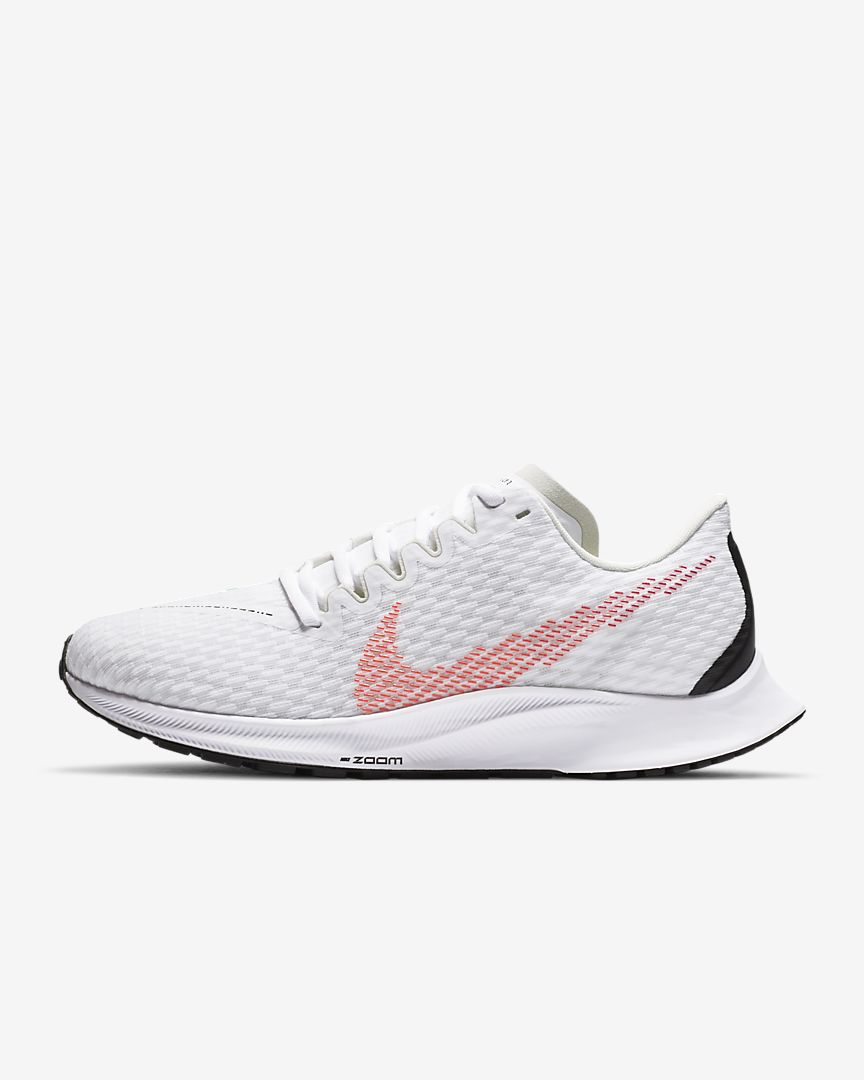 Zoom Rival Fly 2 White (ウィメンズ)