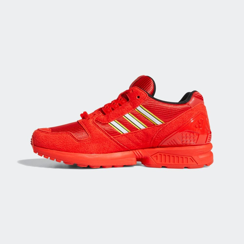 ZX 8000 × LEGO Active Red [2]