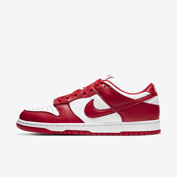 "Dunk Low ""University Red"" (2020) [1]"