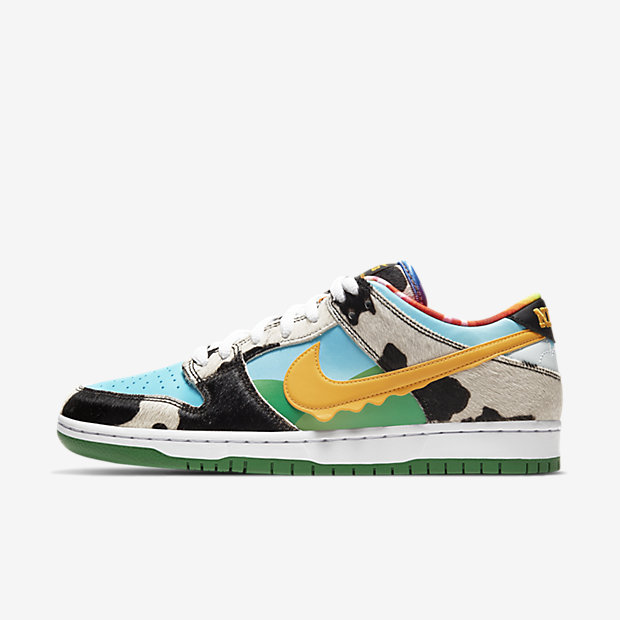 SB Dunk Low Ben & Jerry's Chunky Dunky [1]