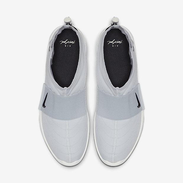 Air Fear Of God Moccasin Pure Platinum [3]