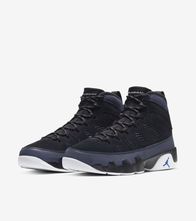 Air Jordan 9 Retro Racer Blue [4]