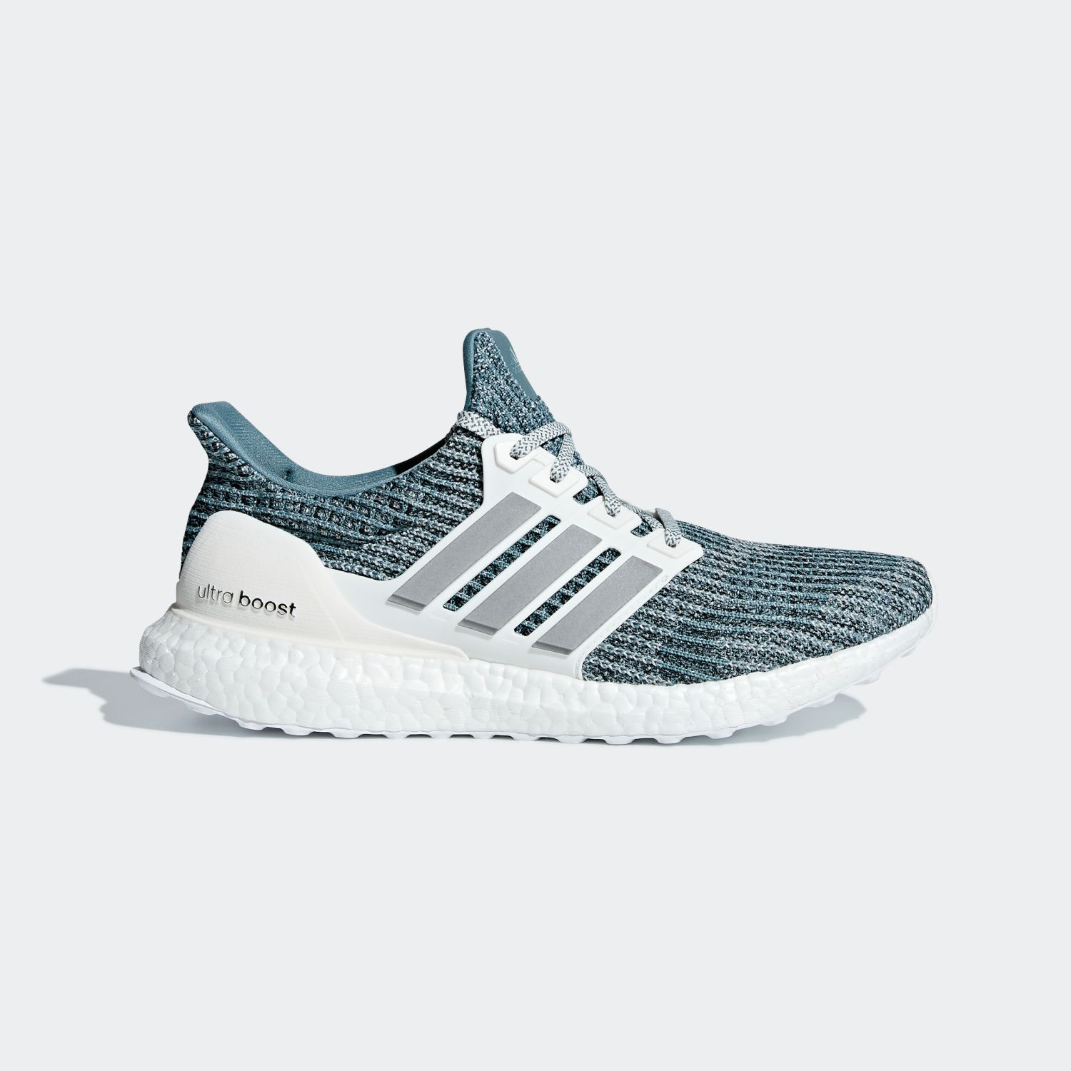 Ultra Boost 4.0 Parley Running White