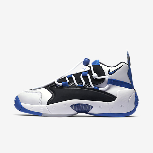 Air Swoopes 2 White Black Royal (ウィメンズ)
