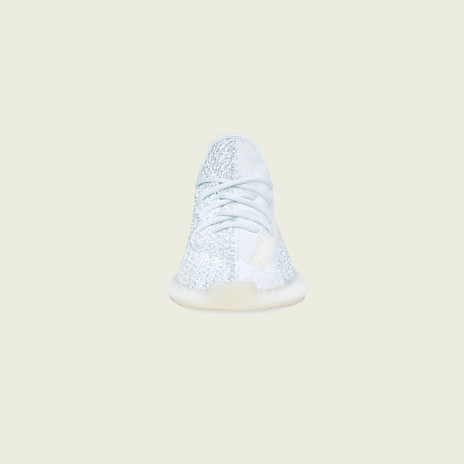 Yeezy Boost 350 V2 Cloud White (Reflective) [4]