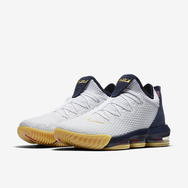 LeBron 16 Low Olympic [4]