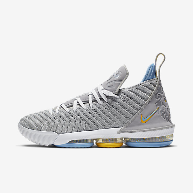 LeBron 16 MPLS Lakers