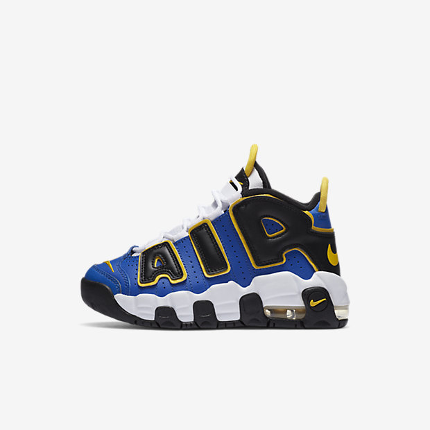 "Air More Uptempo ""Peace, Love, and Basketball"" (PSサイズ)"