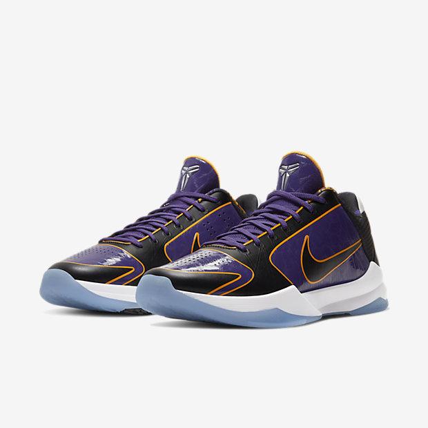 Kobe 5 Protro Lakers [4]
