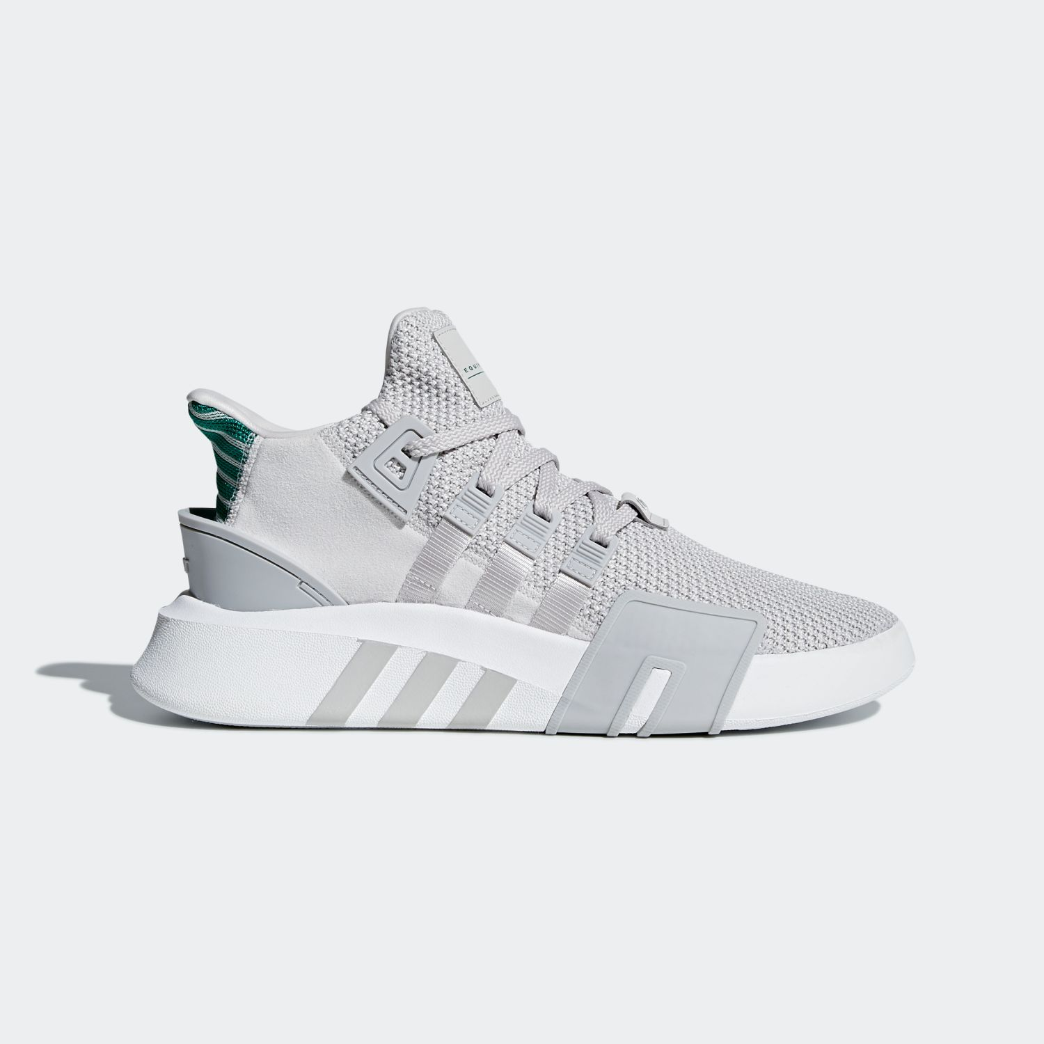 EQT Basketball Adv Grey One Sub Green