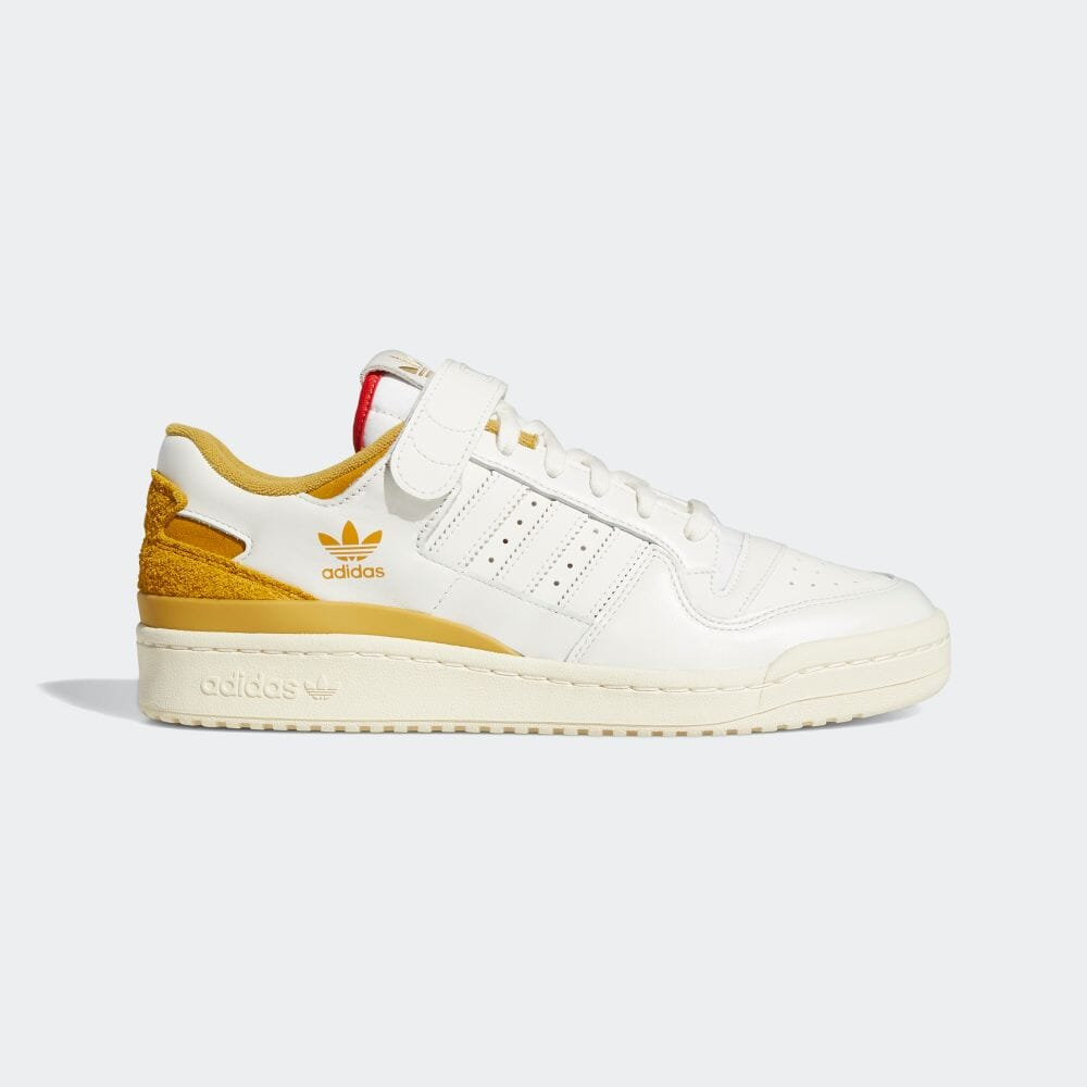 FORUM 84 Low Cream White / Victory gold [1]
