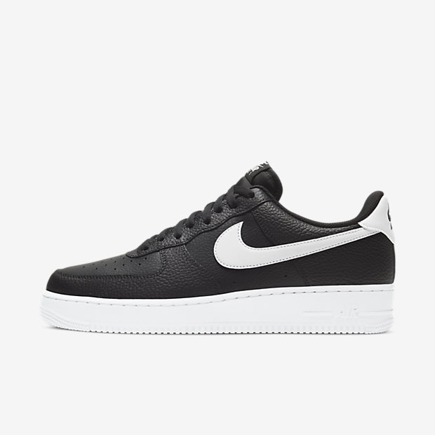 Air Force 1 Low Black/White