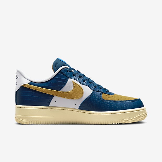 """Air Force 1 Low """"5 On It"""" x UNDEFEATED [2]"""