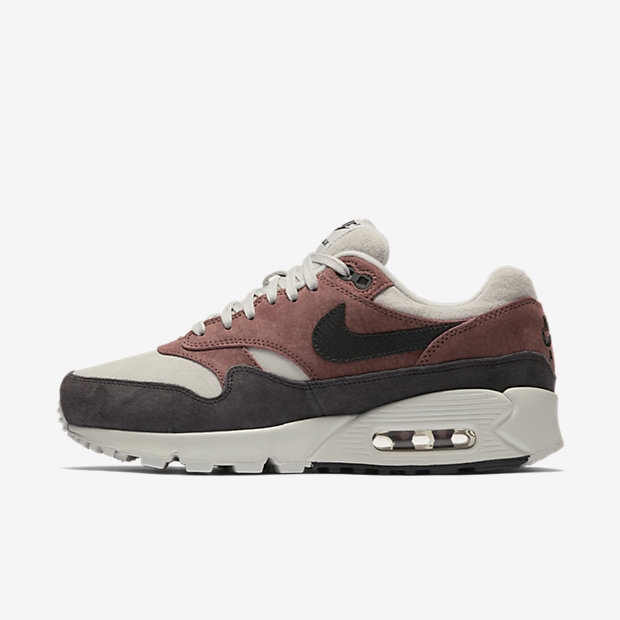 Air Max 90/1 Red Sepia Oil Grey (ウィメンズ)