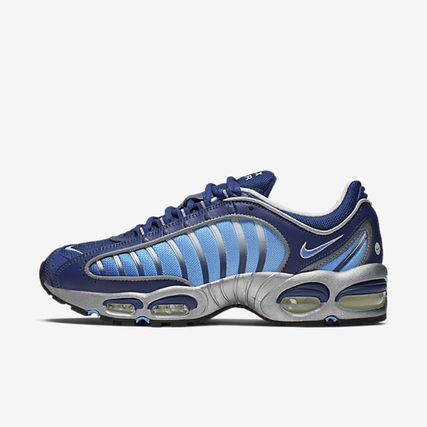 Air Max Tailwind 4 Blue Void Metallic Silver