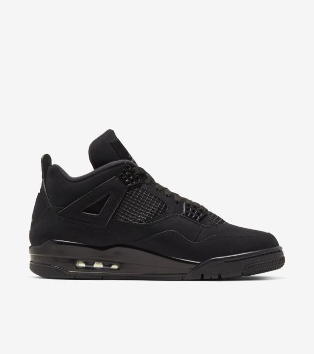 Air Jordan 4 Retro Black Cat (2020) [2]