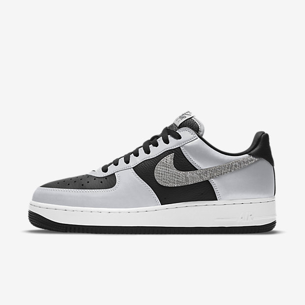 Air Force 1 Silver Snake [1]
