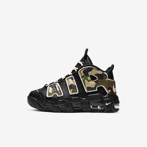 Air More Uptempo 96 Camo (PSサイズ)