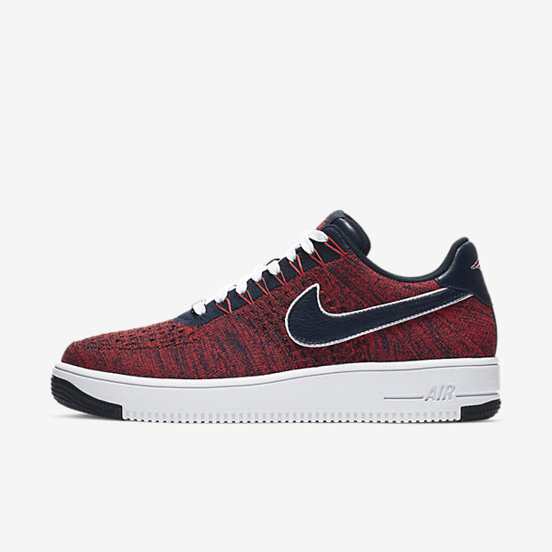Air Force 1 Ultra Flyknit Low RKK New England Patriots (2018)