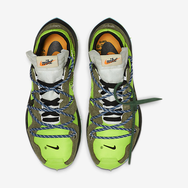 Zoom Terra Kiger 5 Off-White Electric Green (オフホワイト)(ウィメンズ) [3]