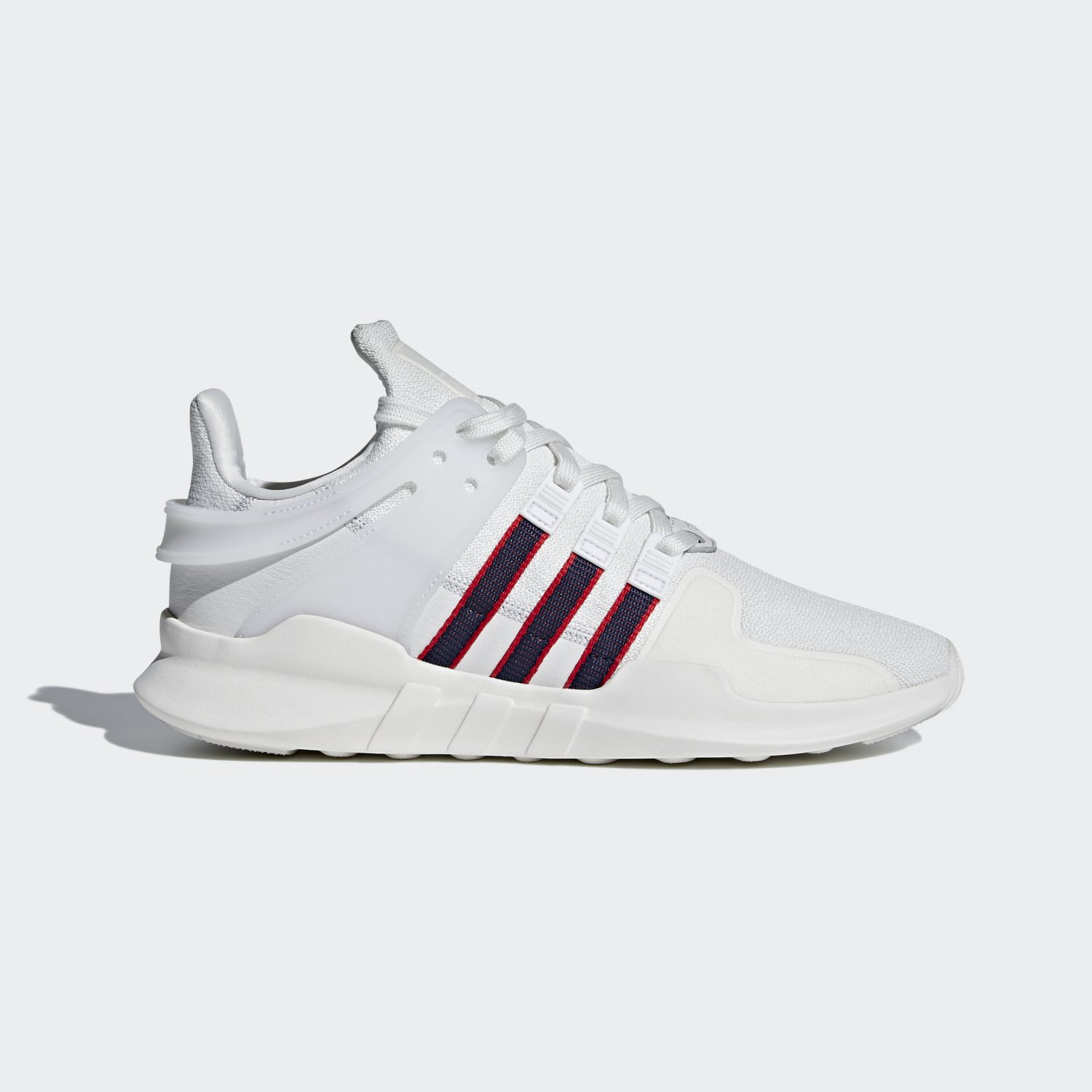EQT Support Adv White Navy Scarlet