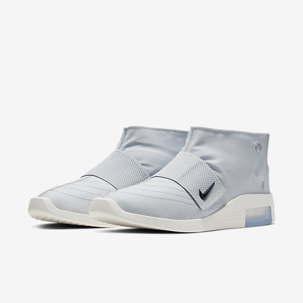 Air Fear Of God Moccasin Pure Platinum [4]