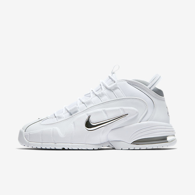 Air Max Penny White Metallic (2018)