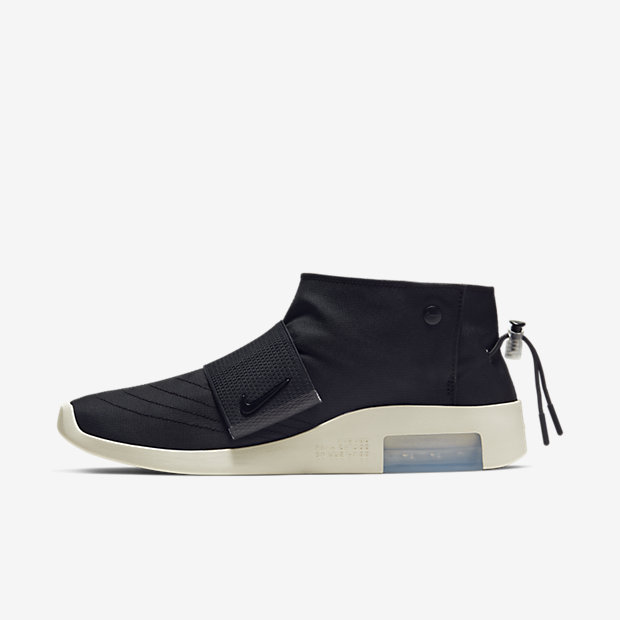 Air Fear Of God Moccasin Black [1]