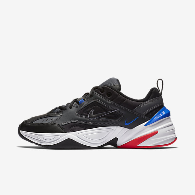 M2K Tekno Dark Grey Racer Blue