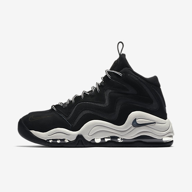 Air Pippen 1 Black Vast Grey
