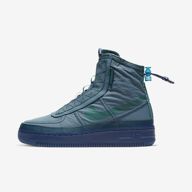 Air Force 1 Shell Midnight Turquoise (ウィメンズ)