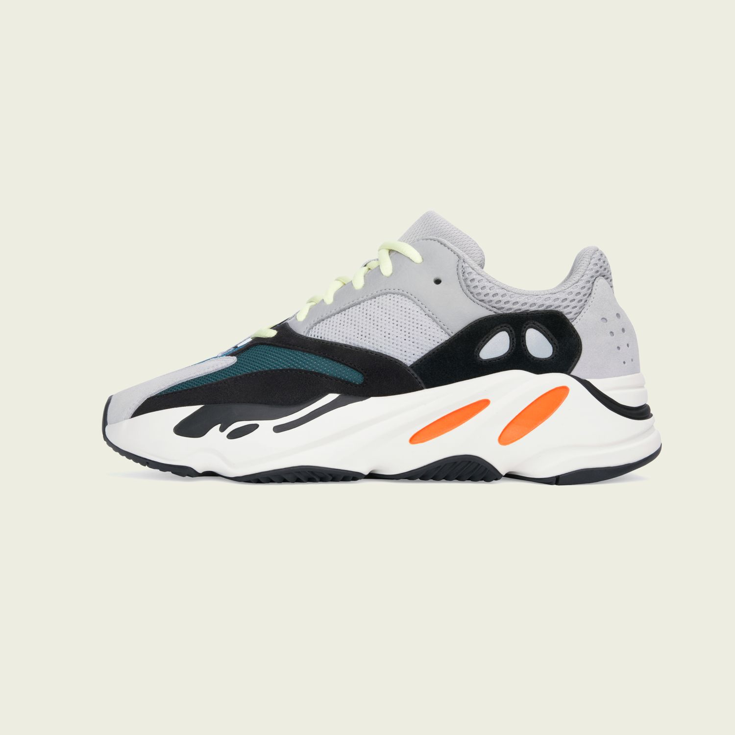 Yeezy Wave Runner 700 Solid Grey [2]