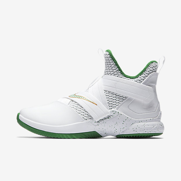 LeBron Zoom Soldier 12 SVSM Home