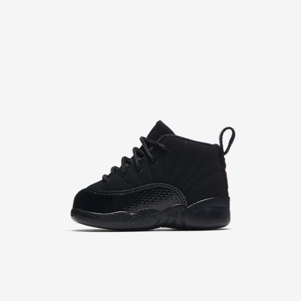 Air Jordan 12 Retro Black Rush Pink (TDサイズ)