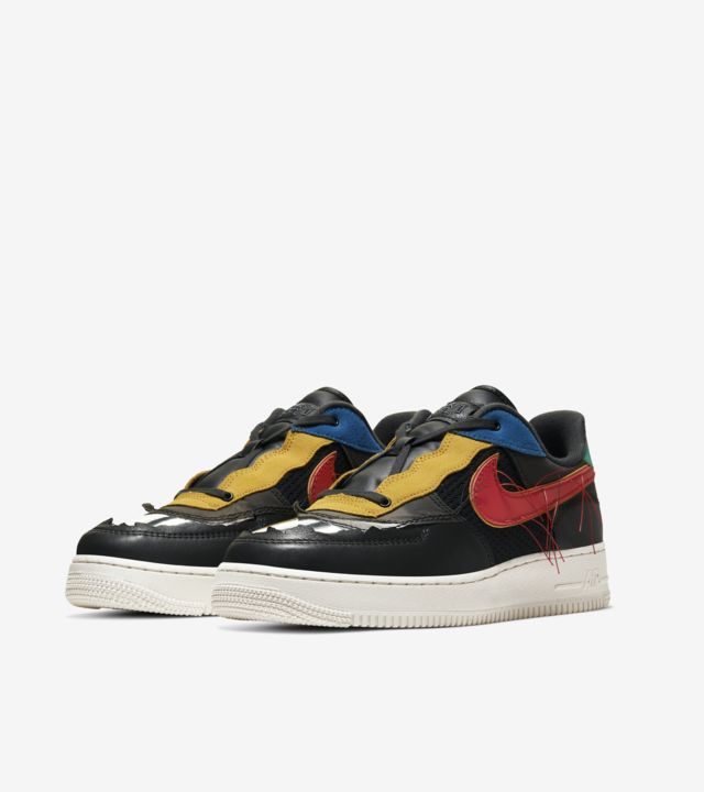 Air Force 1 Low BHM (2020) [4]