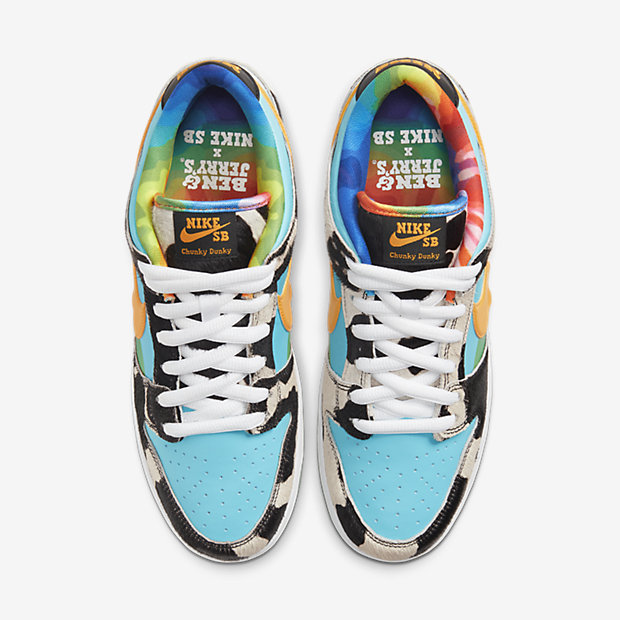 SB Dunk Low Ben & Jerry's Chunky Dunky [3]