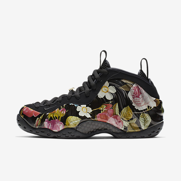 Air Foamposite One Floral (ウィメンズ)
